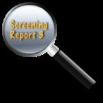 Screening Report 3