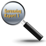 screening report 1