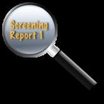 screening report 1